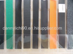 pvc belts top rough