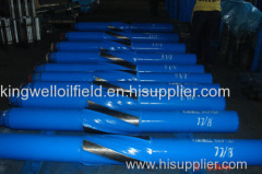 API 7-1 Standard Stabilizer Forging and Drilling Stabilizer/centralizer