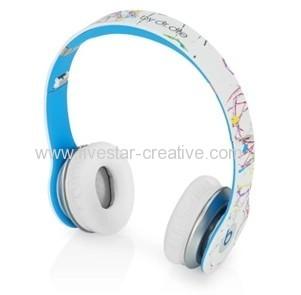Futura X Beats BT Dr.Dre Solo HD Artist Series Headphones