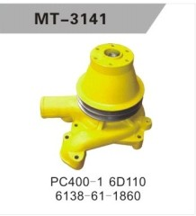 PC400-1 6D110 WATER PUMP FOR EXCAVATOR