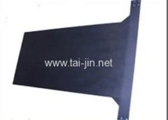 IrO2-RuO2 titanium anode for Aluminium Foil electrolysis