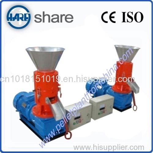 straw pellet mill in industrial