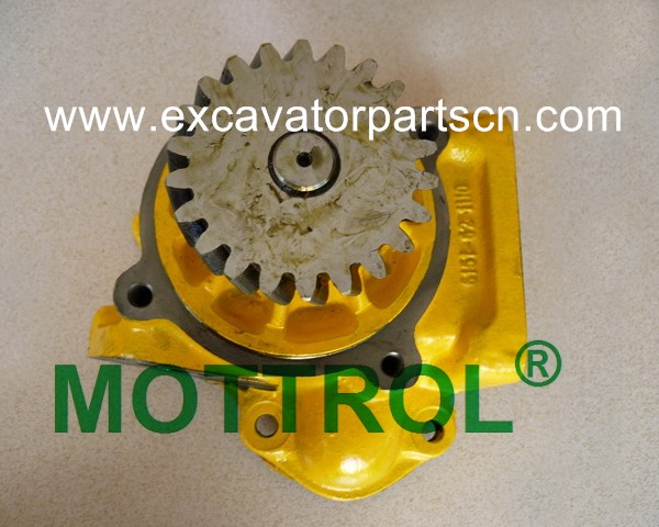 6D125 PC300-3 PC400-5 WATER PUMP FOR EXCAVATOR