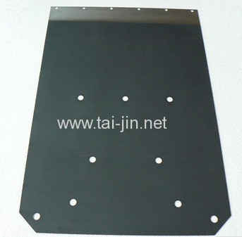 MMO titanium anode for copper foil electrowinning