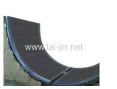 mixed iridium-tantalum oxide coating titanium anode for copper foil