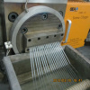 The solution of the screen changer for granulator