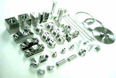 steel aluminium CNC Precision Machining Parts