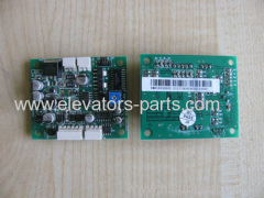 Famous brand Kone elevator spare lift parts pcb KM856290G02 well selling