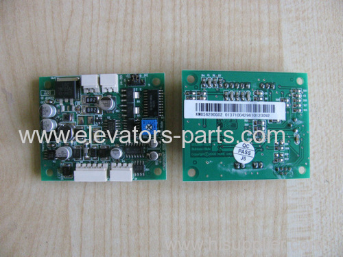 Famous brand Kone elevator spare lift parts pcb KM856290G02