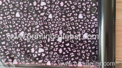 3D Heat Transfer Film