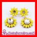 shourouk flower earrings for women