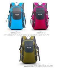 nylon leisure and sport backpacks