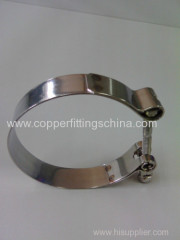 Durable and Corrosion Resistant Clamping