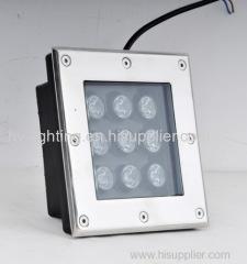 Underground lights 7W IP66