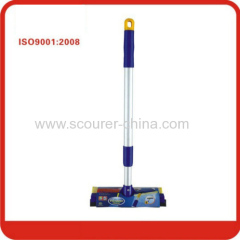 Eco-Friendly 20 cm window cleaner with Color card Package