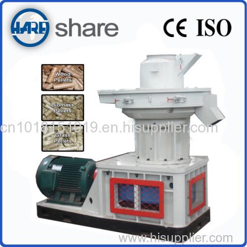 XGJ580 efficent centrifugal sawdust pellet mill