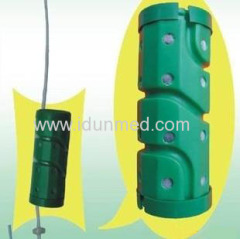 Disposable Portable Medical Infusion fluid and blood Warmer or Heater