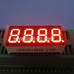 0.36 inch 4 digit led display; 4 digit 0.36