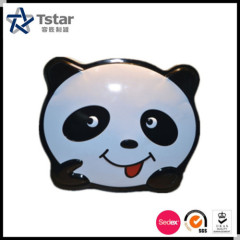 Adorable shape metal packing tin box