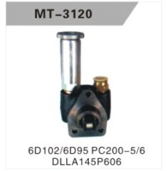 6D102/6D95 PC200-5/6 FEED PUMP FOR EXCAVATOR