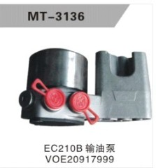 EC210B FEED PUMP FOR EXCAVATOR