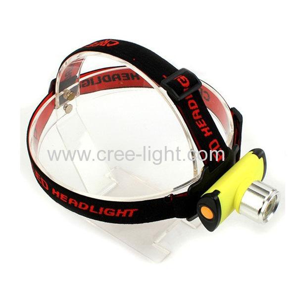 3x AAA Chinese 1W LED Headlamp ACK-4013