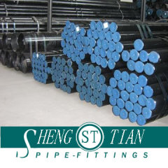 Mild Steel Seamless Steel Pipe (32.2*6.2-355.6*55)