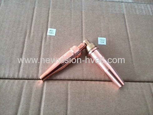 Gas Cutting Nozzle American Type