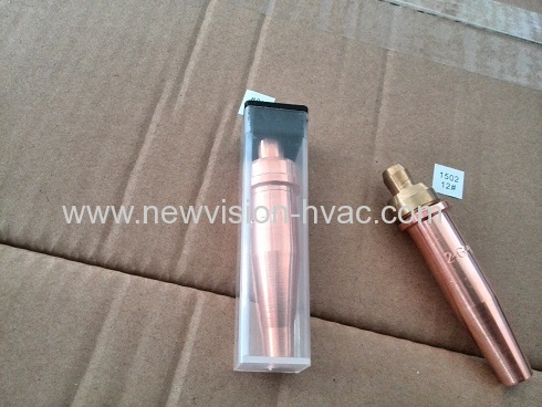 Acetylene Gas Cutting Nozzle