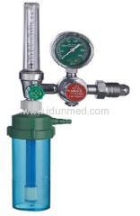 DY-C5 Medical Oxygen Regulator with 2 Gauges