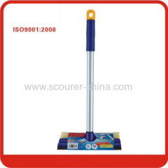 20 cm Blue& yellow Safety New popular window cleaner