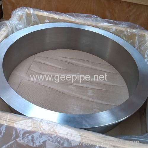 duplex stainless steel lap joint DN 600 sch 20 MSS SP-13
