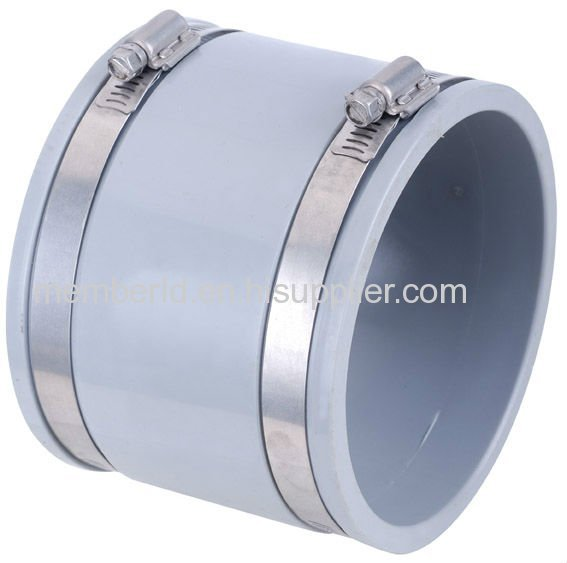 Rubber pipe coupling supplier from china manufacturer