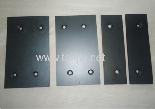 Rodent-resistant Titanium Round Sheet Anode for Seawater Desalination