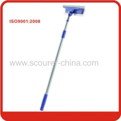 Multi-functional magnetic window cleaner Blue and white