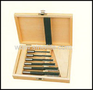Mortising chisel and bit 4pcs/set 6-8-10-12-14-16mmpacked in wooden box