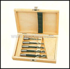 Mortising chisel bit 5pcs/set 6-8-10-12-14-16mm packed in wooden box
