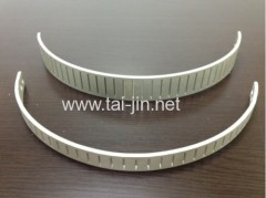 Manufacture of Platinized Anodes Specially Processed for Each Client