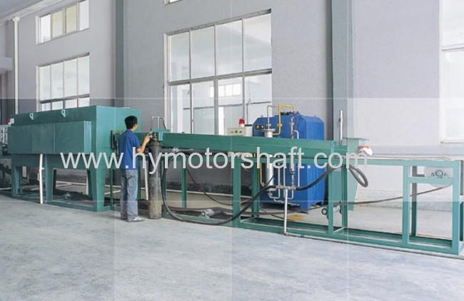 armature electric motor DC-fan shaft