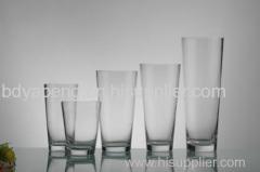 glass vase glassware flower pot