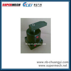 Swing arm clamping Pneumatic clamp cylinder