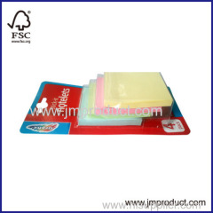 Stationery stick-it note pads