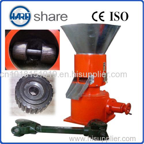 small PTO pellet machine