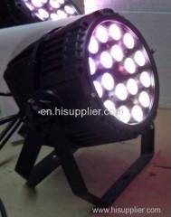 RGBW LED Par Light