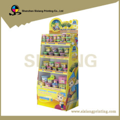 Custom Advertising Cardboard Display Stand