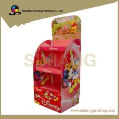 Custom Advertising Equipment Cardboard Display Box