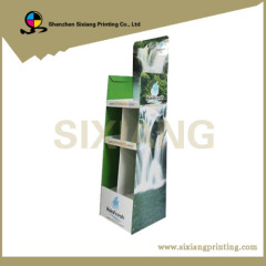 Custom Wine Cardboard Display Stand