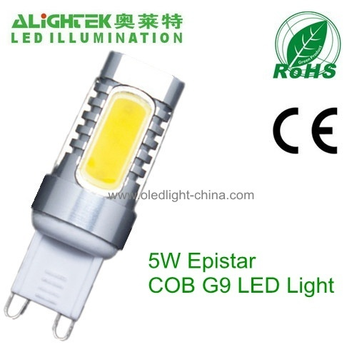 cob 5w g9 led light bulb from china manufacturer. Black Bedroom Furniture Sets. Home Design Ideas