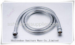 Stainless steel flexible shower pipe with EPDM tube