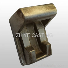 stainless steel material silica sol casting